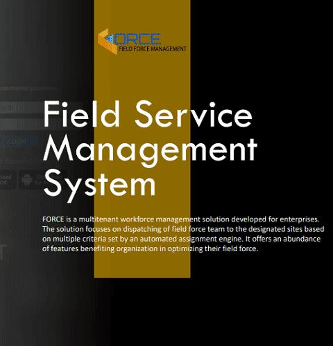 field service solution