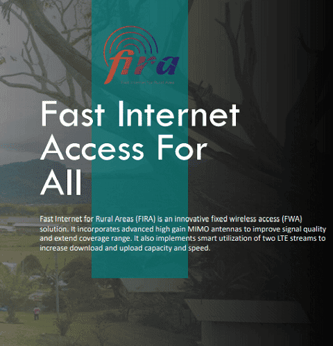 fast internet for all